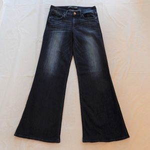 Express Flare Bell Bottoms Womens Jeans Size 4 27
